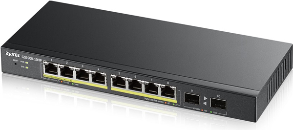 ZyXEL POE Switch