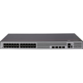 [S5735-L24P4X-A] ราคา จำหน่าย Huawei Switch 24*10/100/1000BASE-T ports, 4*10GE SFP+ ports, PoE+, AC power